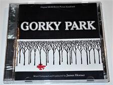 James Horner GORKY PARK Lee Marvin William Hurt Soundtrack CD