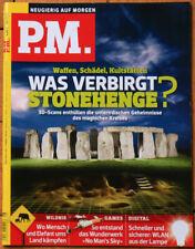 PM 08-2016 - Wissenschaft Natur Leben Forschung Lernen Zeitschrift
