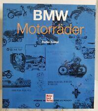 BMW Motorräder. 75 Jahre Tradition und Innovation BMW MOTORCYCLES