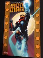 ULTIMATE IRON MAN -vol. 1  Marvel Comics - Trade Paperback TPB (new)