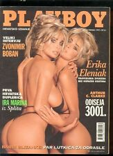 CROATIA PLAYBOY No.: 3  / 1997  ERIKA  ELENIAK  ZVONIMIR BOBAN ()