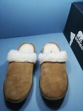 Ladies Sorel Nakiska Slide II Camel Brown Slippers size uk 4 eur 37 new