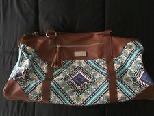 KASBAH WEEKENDER Womens Travel Overnight Cabin Carry On Bag