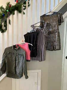 Girls Clothes Bundle Age 11-12 Years River Island