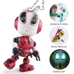 Sprechender Intelligenter Mini Roboter LED Spielzeug für Kinder
