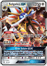 Carte Pokemon - Soleil et Lune - GX - Holo - Rare - Reverse - Secrète - Neuf VF