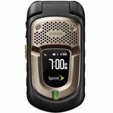 Kyocera DuraXT E4277 - Black ( Sprint) Rugged Cellular Flip Phone