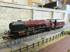 372-183 N GAUGE DCC SOUND FARISH CORONATION CLASS 46240 COVENTRY BR CRIMSON