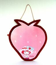"""Strawberry Shortcake Memo Board Magnetic Dry Erase Wall Hanging 14"""" Tall Figural"""