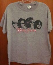 BON JOVI med Detroit concert T shirt 2003 tee Bounce tour rock Comerica Park