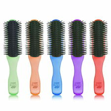 Kent Air Hedz Glo Brushes for Long and Thick Hair Model AHGLO01, Assorted Colors