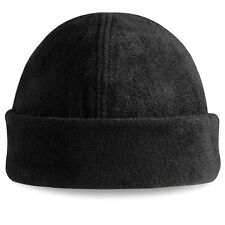 Unisex Suprafleece Ski Hat Mens Womens by Beechfield Black One Size