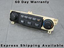98-00 Honda Accord Manual AC HVAC Climate Heater Temperature Control Panel 3886