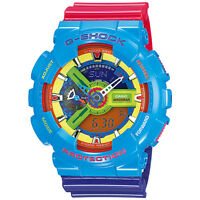 Casio G-SHOCK Hyper Colors Limited Edition Watch GA-110F-2 Include GShock Man