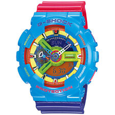 Casio G-SHOCK Hyper Colors Limited Edition Watch GA-110F-2 Include GShock Man