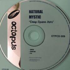 NATURAL MYSTIC DEEP SPACE MASH UP 4U CD DIGITAL 1996 STEVE CARR RARE DRUM N BASS