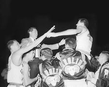 North Carolina Tar Heels - 1957 NCAA Basketball Champions, 8x10 B&W Photo