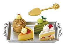 06/2017 Re-Ment Sumikko Gurashi Patisserie Cake Shop Set # 1 Recommended cake