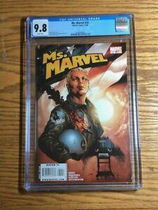 Ms. Marvel #32 NM/MT CGC 9.8