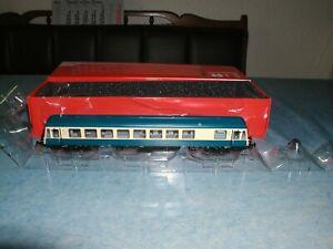 Rivarossi HR 2394 H0 Dieseltriebwagen BR 627, beige-blau, Ep. IV DC