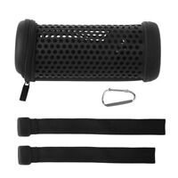 Bike Mount Hollowed Mesh Case Carry Bag Sleeve For Flip 3 Bluetooth Speaker