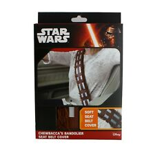 Star Wars Chewbacca Seat Belt Cover - Official Star Wars Licensed Product