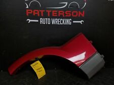 2005 LINCOLN AVIATOR Driver Left Quarter Panel Moulding - RedFire Trim Code G2