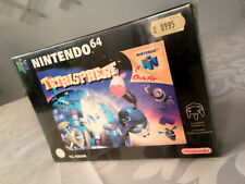 ORIGINAL GAME NINTENDO 64 TETRISPHERE, BRAND NEW SEALED, NEVER USED FACTORY, PAL