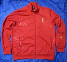 FC LIVERPOOL Training ZIP JACKET ADIDAS You'll Never Walk Alone The Reds SIZE XL