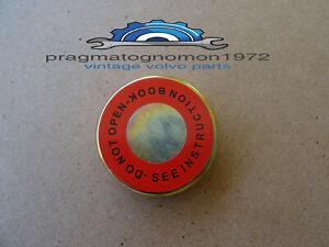 VOLVO 461646 AMAZON 121 122 P1800 140 144 RADIATOR CAP.