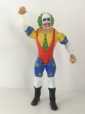 WWE lucha libre figura 2003 JAKKS-Doink el payaso