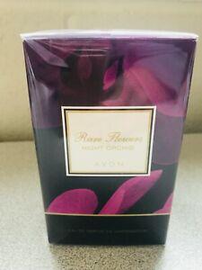 AVON Rare Flowers Night Orchid 50ml EDP Ladies Perfume NEW in Box