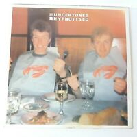 Undertones - Hypnotised - Vinyl LP UK 1st Press 1980 A-1/B-1 EX/EX
