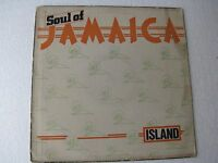 Soul Of Jamaica  World LP Record India-1515