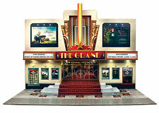 O gauge (7mm) 1:43 scale Model Railway Building MULTIPLEX (Low Relief) LED Kit