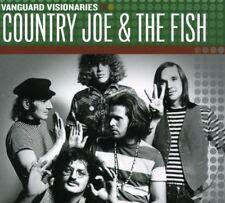 Country Joe & the Fish - Vanguard Visionaries [New CD]