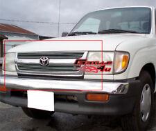 Fits 98-00 Toyota Tacoma Regular Model Main Upper Billet Grille Insert