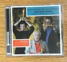 Karen Benjamin & Alan Chapman QUE SERA SERA New CD Sealed 2006 Free Shipping