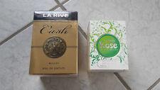 "Damen Parfum 2er set ""La Rive Cash"" 90ml & ""Green Rose"" 100ml"