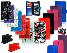 For Alcatel Pixi 4 (6) 4G 9001X New Leather Flip Wallet Phone Case + Screen Guar