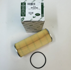 Land Rover Series 6 Cylinder Oil Filter Genuine