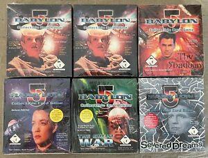 Babylon 5 CCG Box