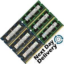 8GB 4GB 2GB  Laptop Notebook Memory Ram DDR3 PC3 10600 1333MHz 204pin SODIMM Lot