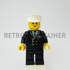 LEGO Minifigures - 1x air013 - Pilot - Airport Omino Minifig Vintage Set 6377
