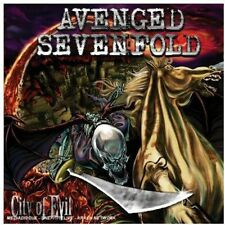 Avenged Sevenfold - City of Evil [New CD] Clean