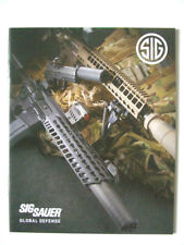 Sig Sauer Global Defense Katalog plus Aufkleber
