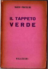 PRATOLINI Vasco (Firenze 1913 - Roma 1991), Il tappeto verde