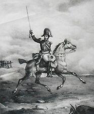 Lithographie XIXème - Général Gérard - Révolution Française
