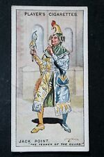 Yeomen of the Guard  Gilbert and Sullivan  Jack Point  1920's Vintage Card