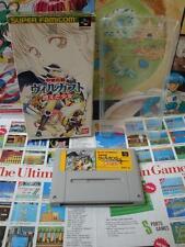 Super Famicom SFC:Kouryu Densetsu Vilgust [TOP RPG BANDAI] SANS NOTICE - Jap
